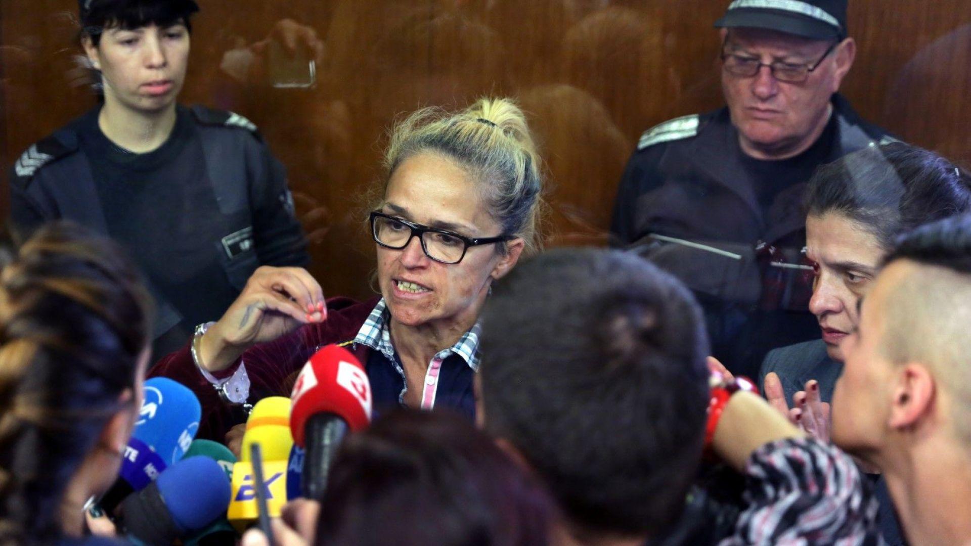 Десислава Иванчева крещи в съда: Пари не сме пипали, това е заговор