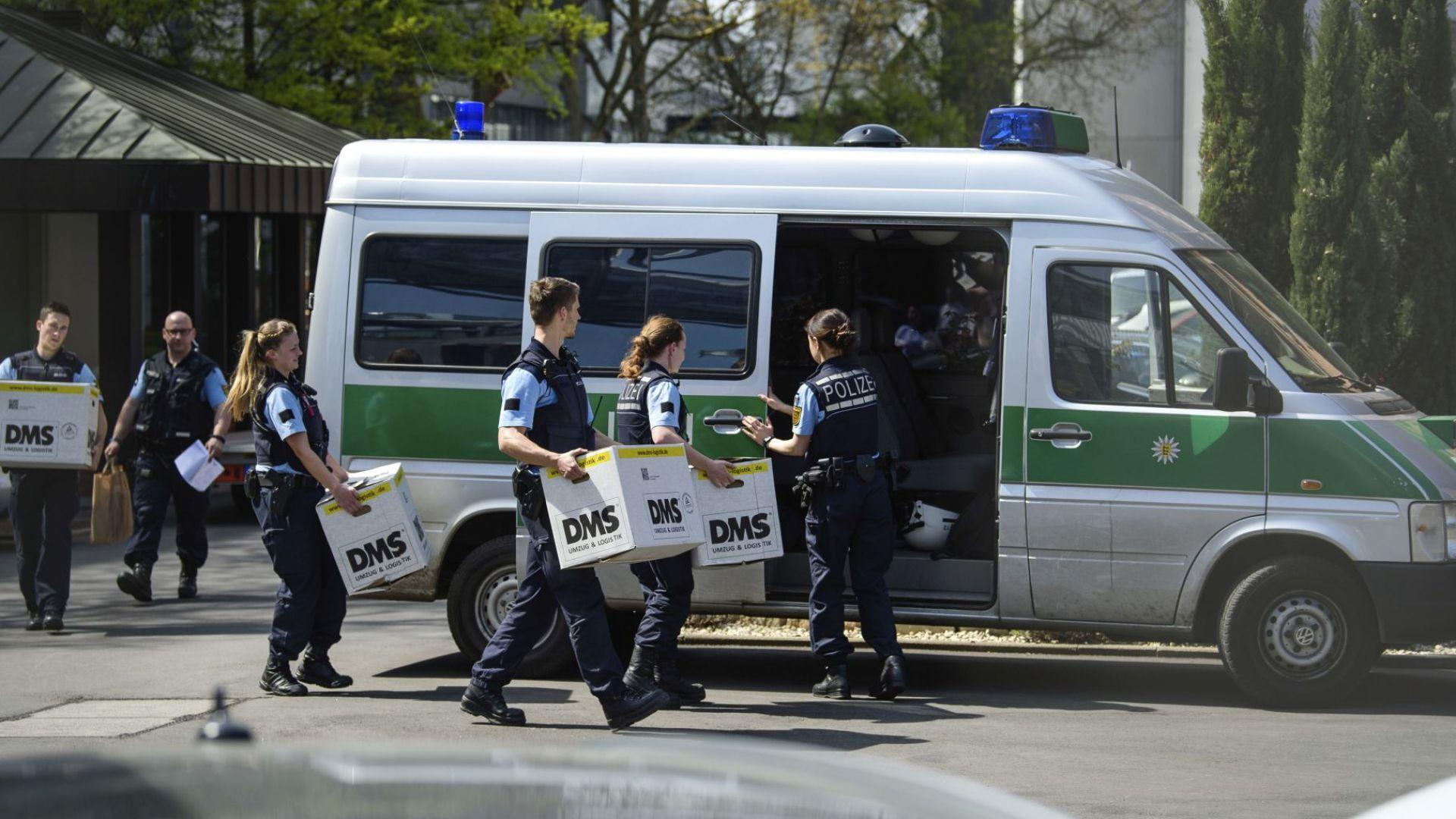 """Арестуваха шеф на """"Порше"""""""