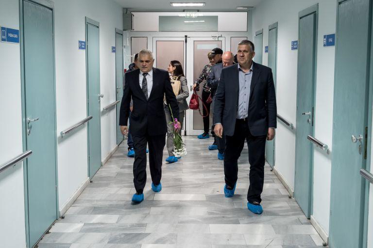 Вътрешният министър заяви, че е потресен от случилото се