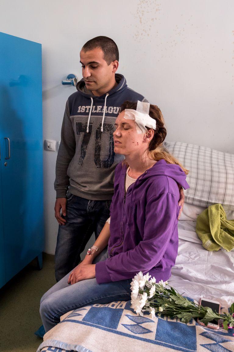 Лекарите заявиха, че зрението на Гергана ще бъде спасено