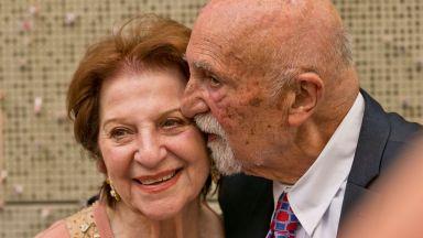 Оцелели през Холокоста приятели се събират след 76 години