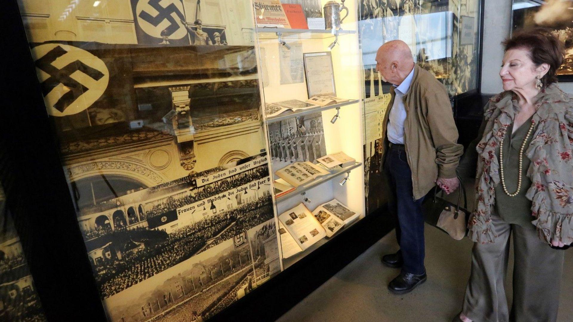 Германия ще плати обезщетения на стотици хора, избягали от нацистите като деца
