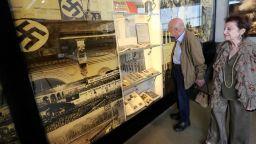 Израелски водолази търсят останки от жертви на Холокоста на дъното на Дунав