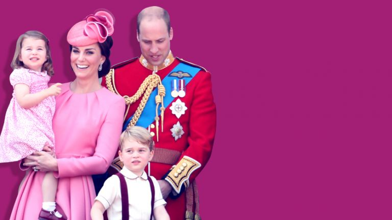 Третото кралско бебе