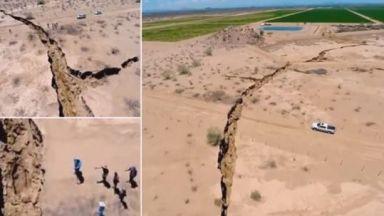 Земята се тресе, навлизаме в опасно енергийно поле (Видео)
