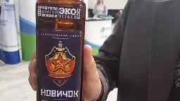 """В Русия се появи олио """"Новичок"""""""