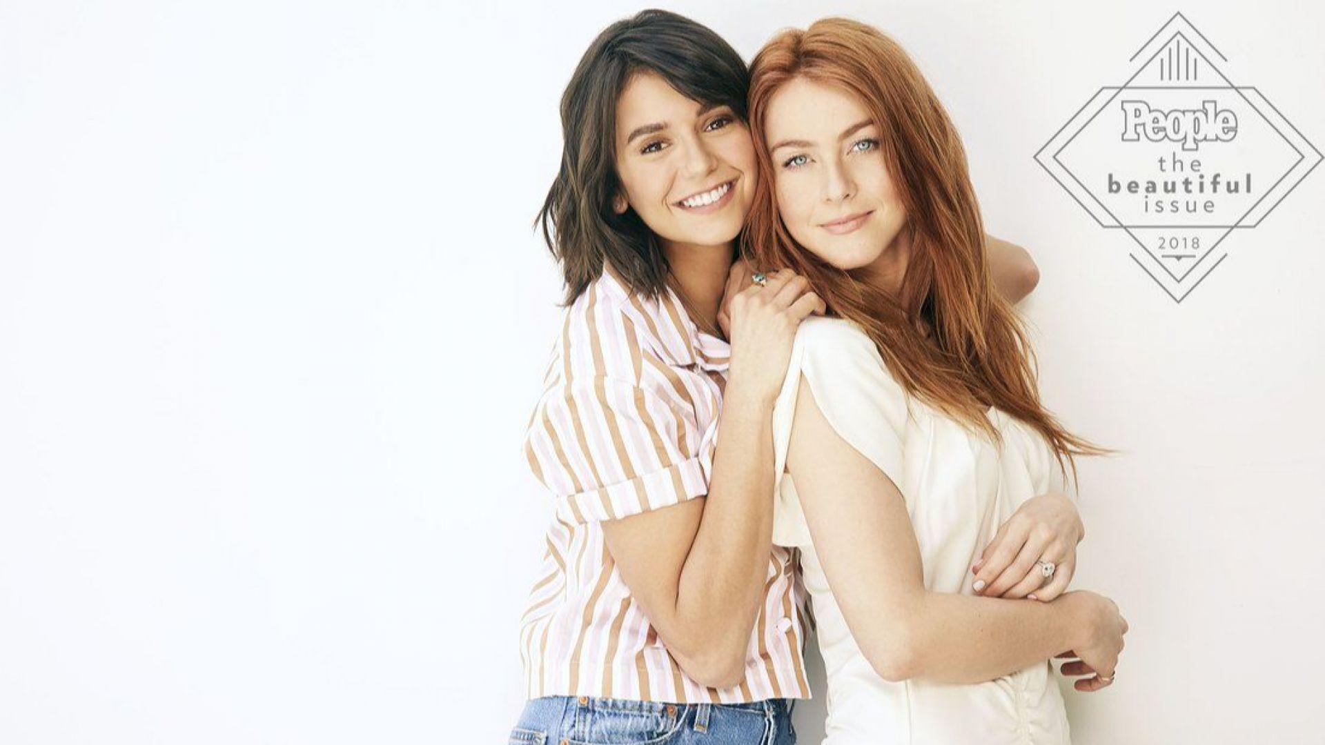 Коя е най-добрата приятелка на Нина Добрев
