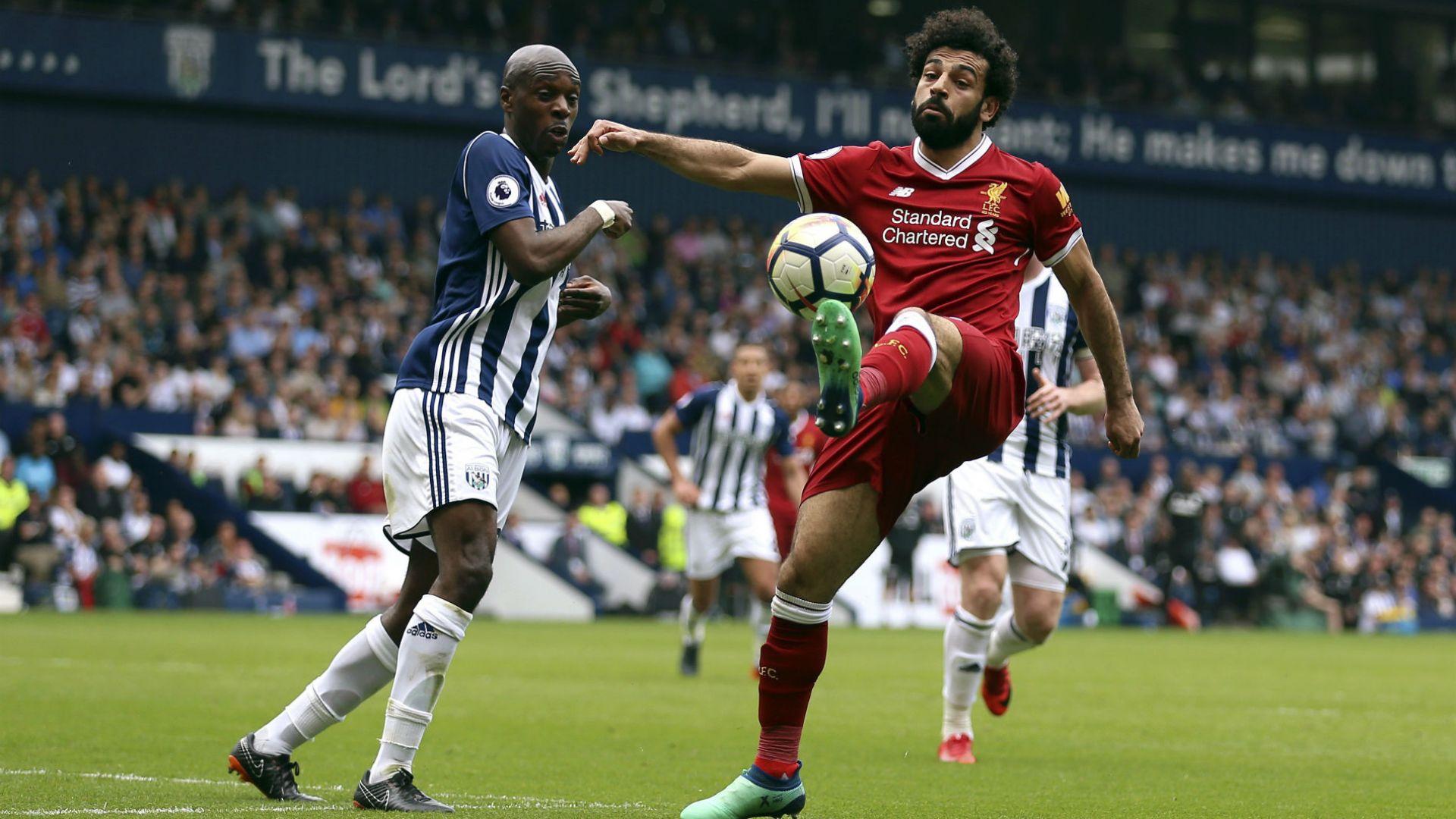Ливърпул пропиля 2 гола аванс, Салах изравни рекорд на Суарес