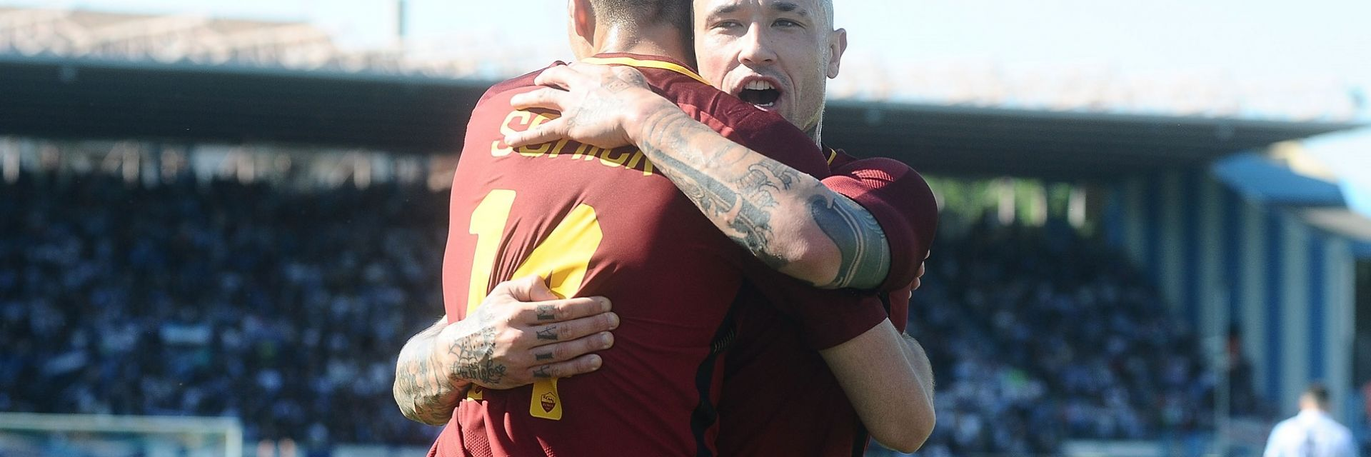 """""""Рома"""" наказва преди да замине за Англия"""