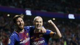 """""""Барселона"""" покори Мадрид за четвърта поредна купа"""