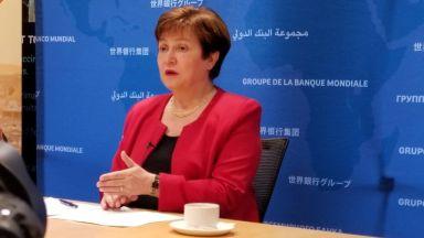 Кристалина Георгиева: Плавното нарастване на лихвите е неизбежно