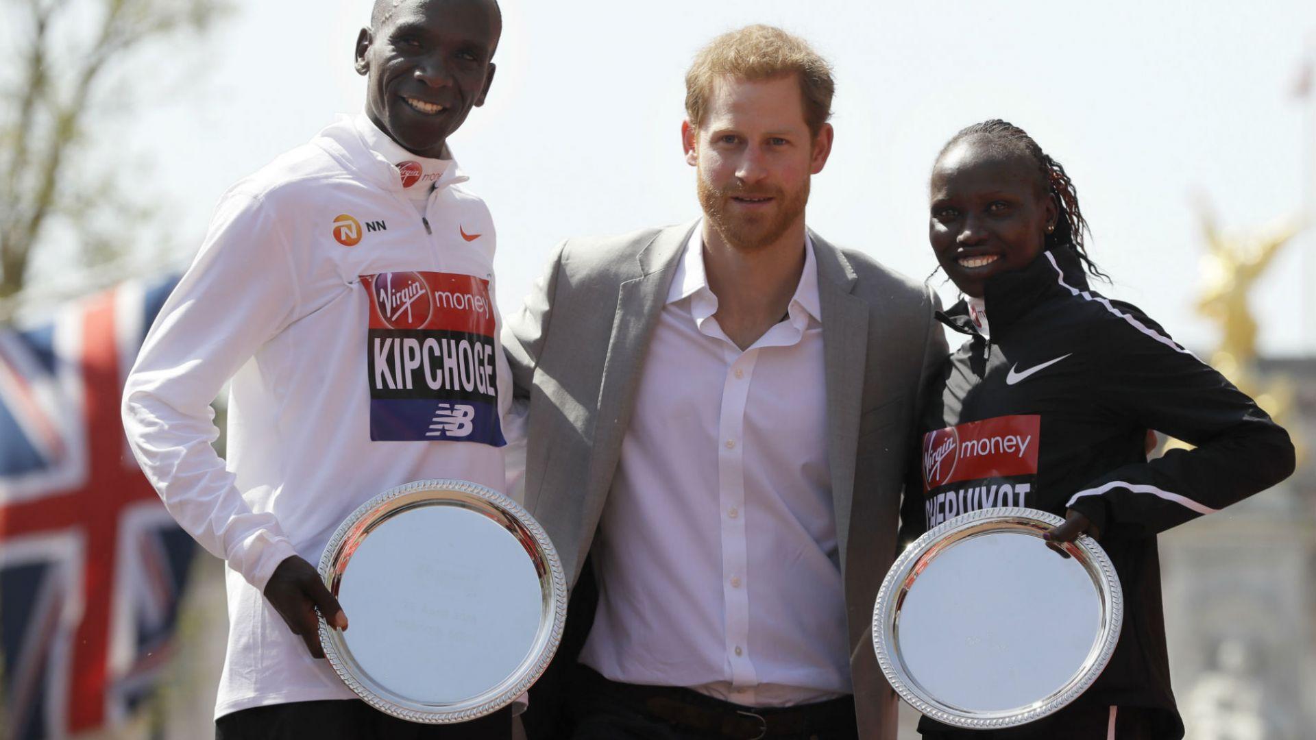 Кенийски триумф на Лондонския маратон
