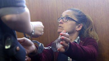 Десислава Иванчева: Прокурорът ни каза да не говорим с журналисти