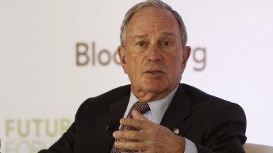 Блумбърг ще плати сметката на САЩ за климата