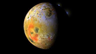Най-вулканичният обект в Слънчевата система обърка учените
