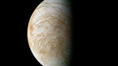 НАСА праща мисия до мястото, където е най-вероятно да има живот (снимки)