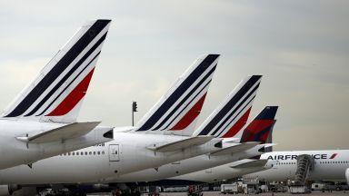 """Нова 48-часова стачка в """"Еър Франс"""""""