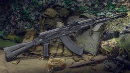 "Рияд на прага на споразумение за производство на руски ""Калашници"""
