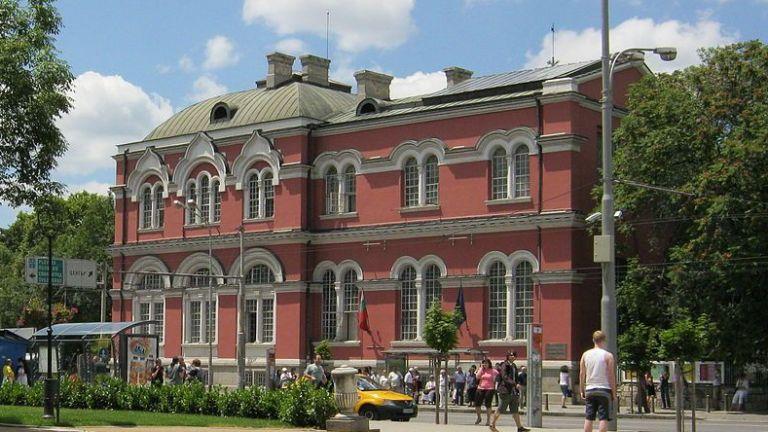 Строят нов учебен корпус на Художествената академия