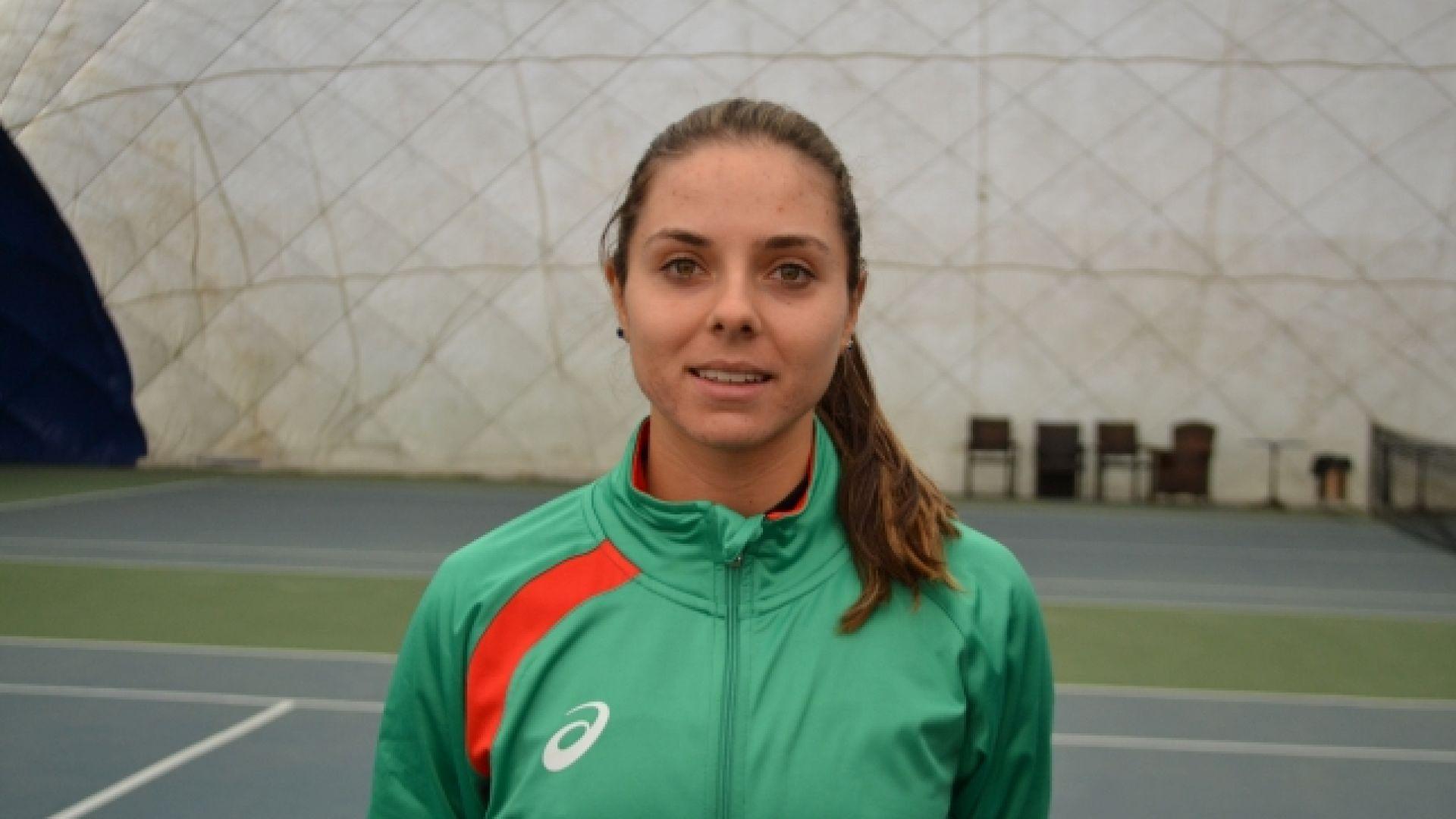 Виктория Томова с победа на Уимбълдън