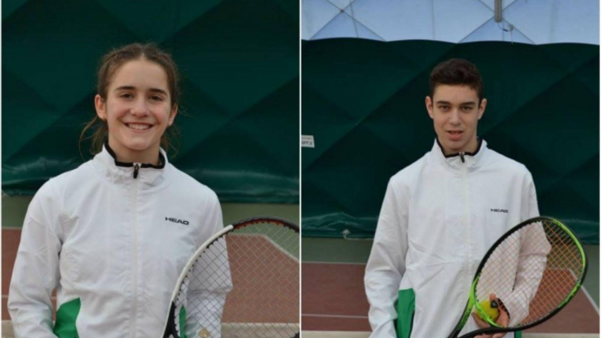 Двама българи в отбора на ITF и Тенис Европа