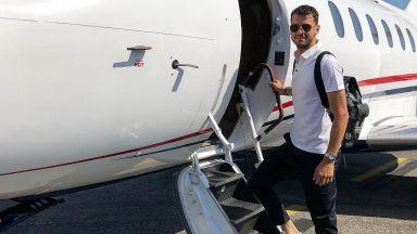 Гришо тръгна за Барселона. Никол го чака