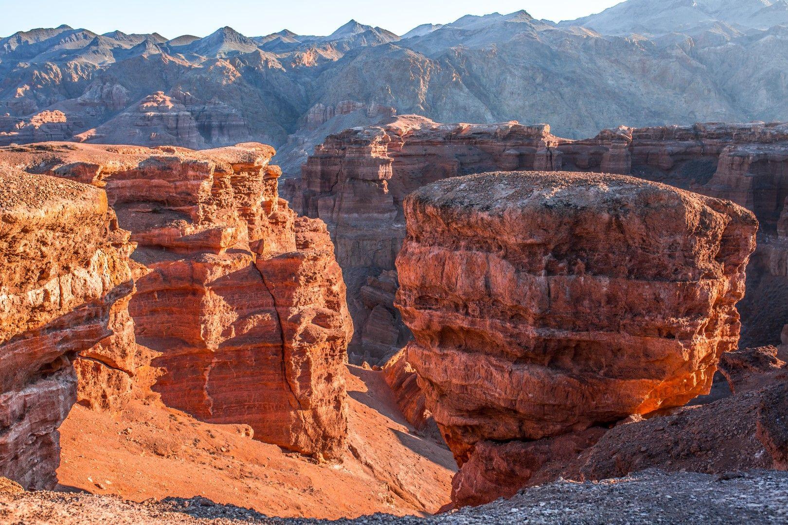 Чарънският каньон