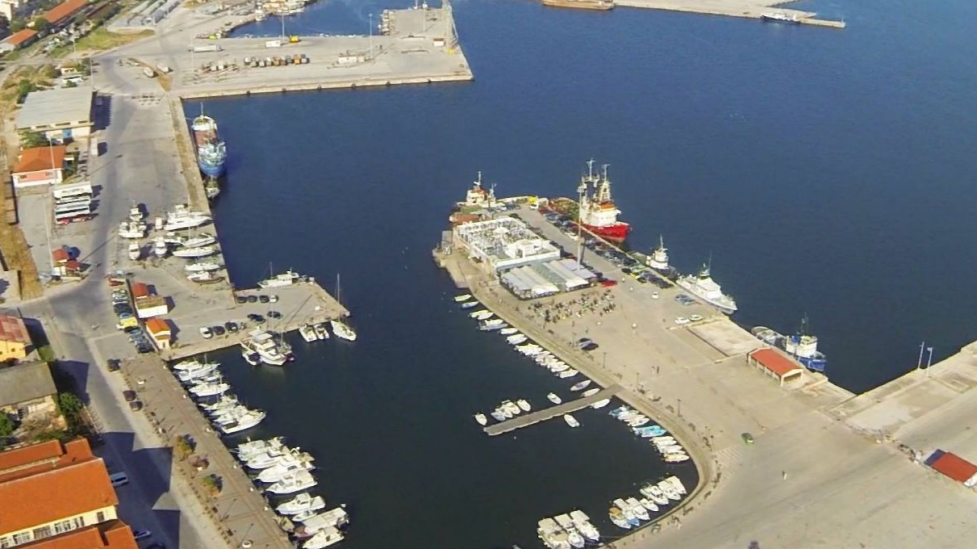 "Четири световни компании в надпревара за пристанище ""Александруполис"""