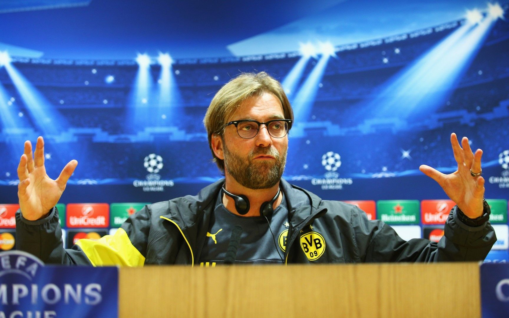 """Като мениджър на """"Борусия"""" (Дортмунд). Снимка: Getty Images"""