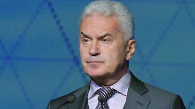 """Сидеров: Цветанов бие """"черен печат"""" по президента заради слухове за негов политически проект"""