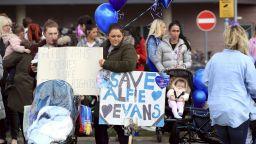 Италия даде гражданство на неизлечимо болното британче Алфи Еванс