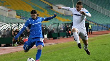 """Титуляр в """"Левски"""" няма да играе до края на сезона"""