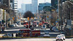Външно няма данни за пострадали българи при инцидента в Торонто