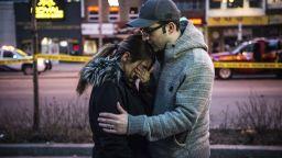 Очевидци разказват за ужаса в Торонто