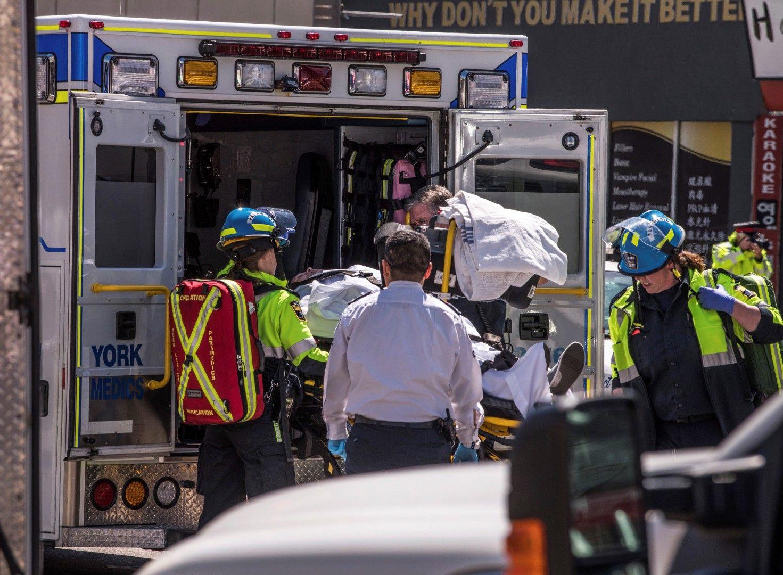 Четирима от ранените са в критично състояние