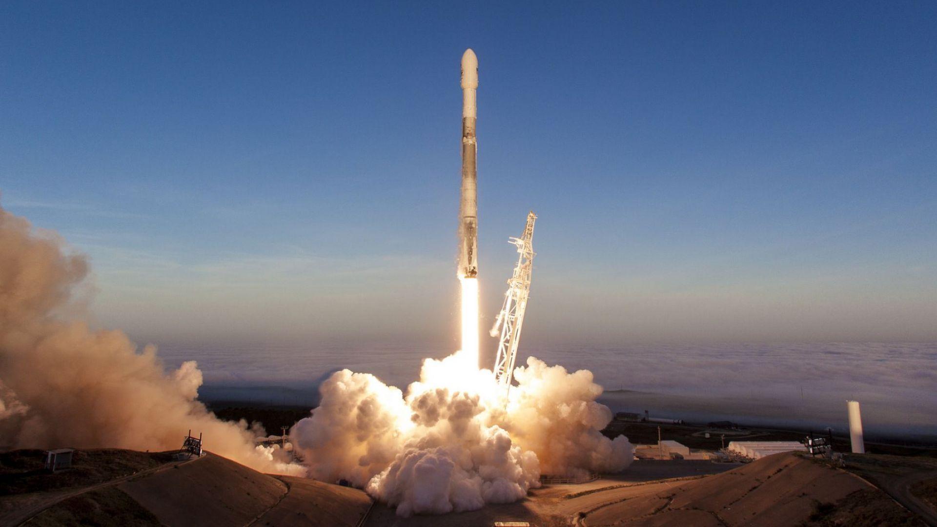 DARPA иска бързо изстрелване на сателити