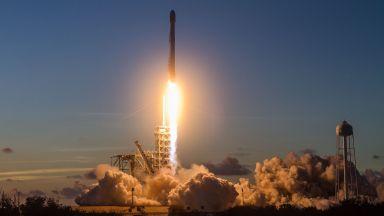 SpaceX за пети път успешно изстреля една и съща степен на Falcon 9
