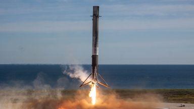 Инцидент с ракетата на SpaceX