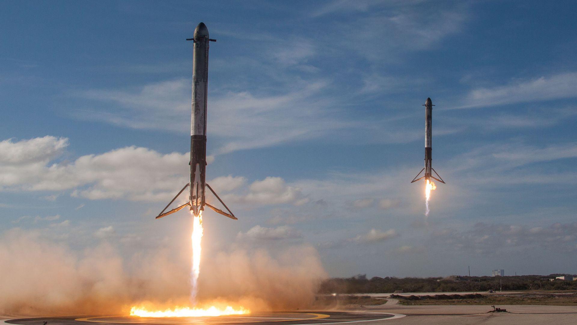Роскосмос: SpaceX открадна съветски разработки
