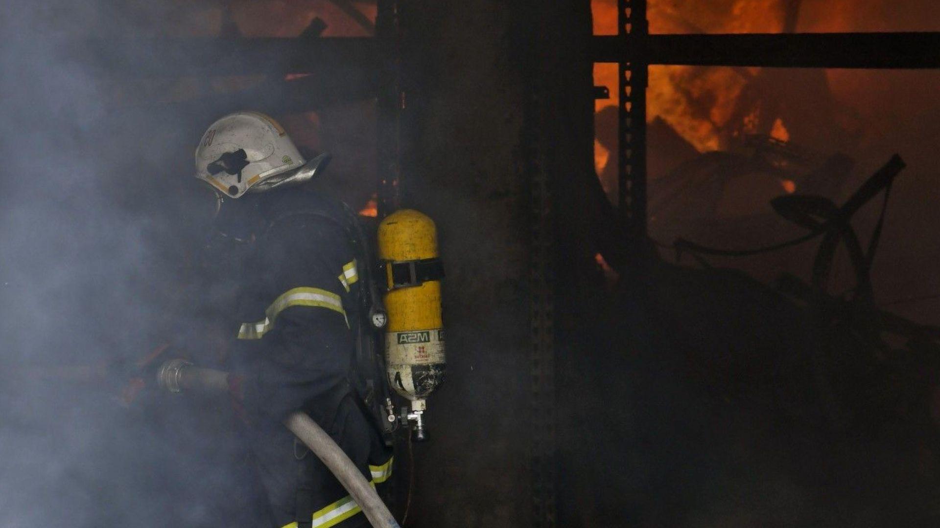 Откриха мъртъв психично болния мъж, изчезнал при пожар в село Поповица