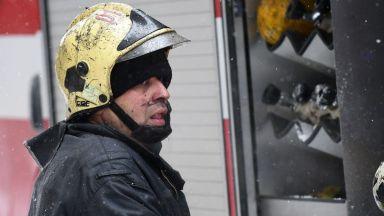 Жена загина, двама пострадаха при пожар в центъра на София