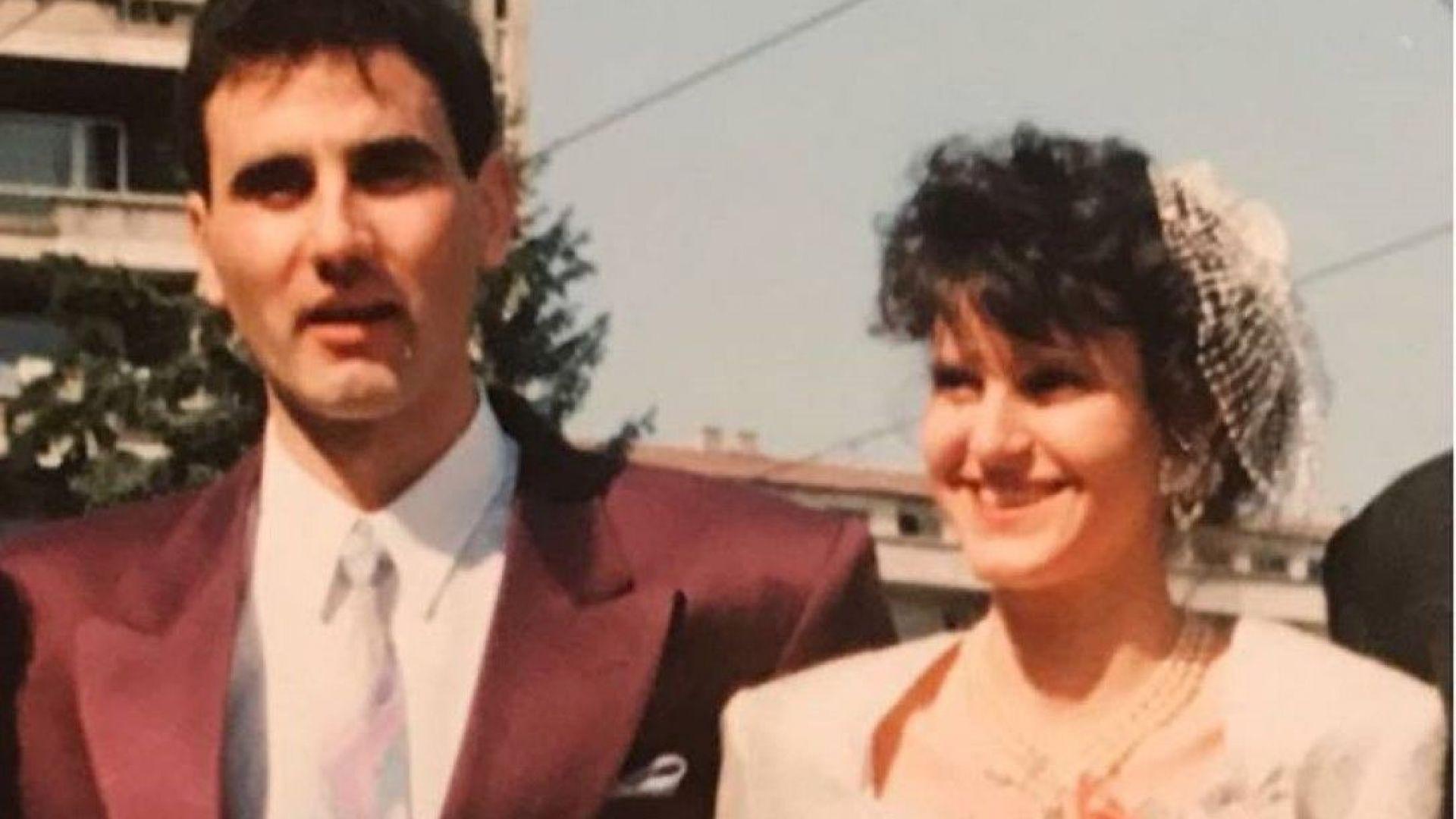 Цветан Цветанов празнува 25 години брак (снимки)