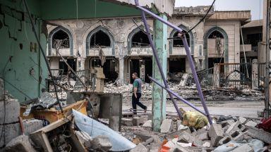"""Прочутата джамия """"Ан Нури"""" в  Мосул ще бъде възстановена"""