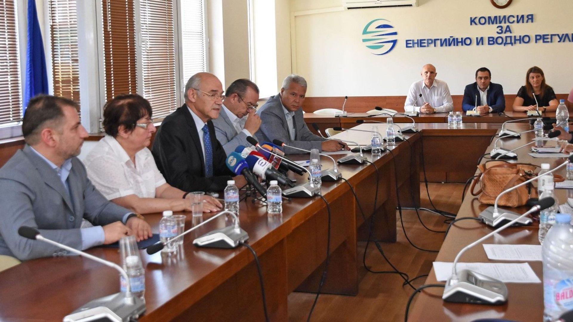 Депутатите изслушаха мераклиите за комисари в КЕВР