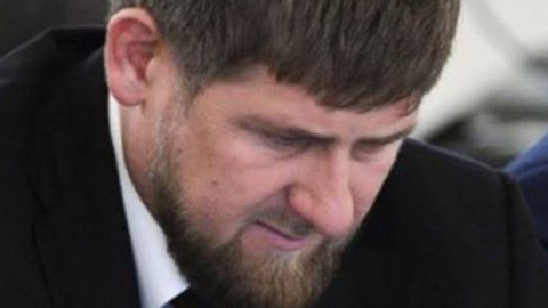 Рамзан Кадиров ще арестува Меркел и Тръмп, ако ги мерне в Чечня