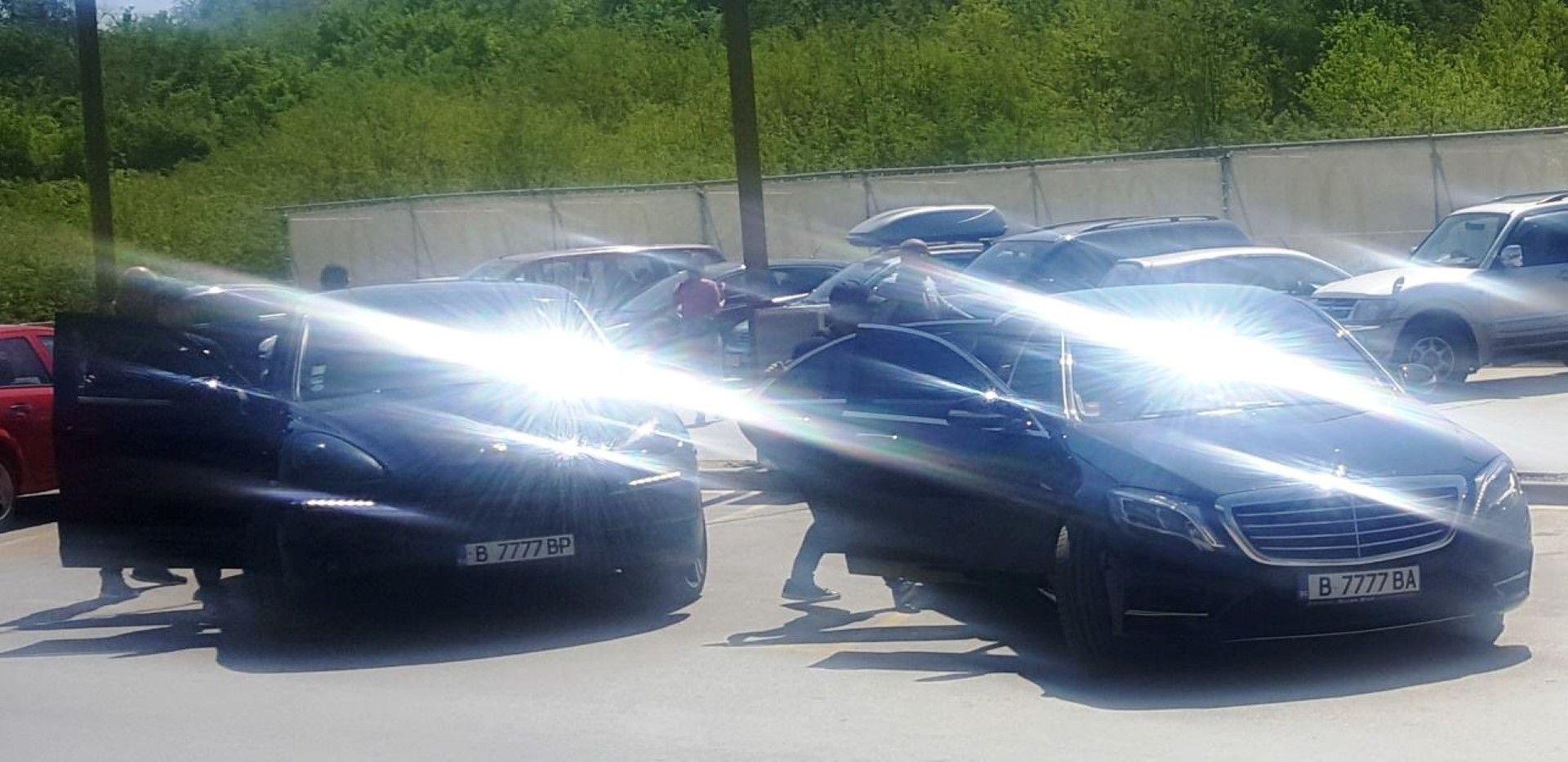 Шофьорите първоначално са отказали да направят място за други коли