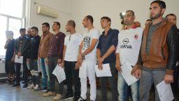 Съдът обяви за издирване 11 афганистанци за бунта в Харманли