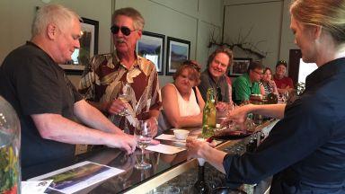 Рекорден спад в производството на вино