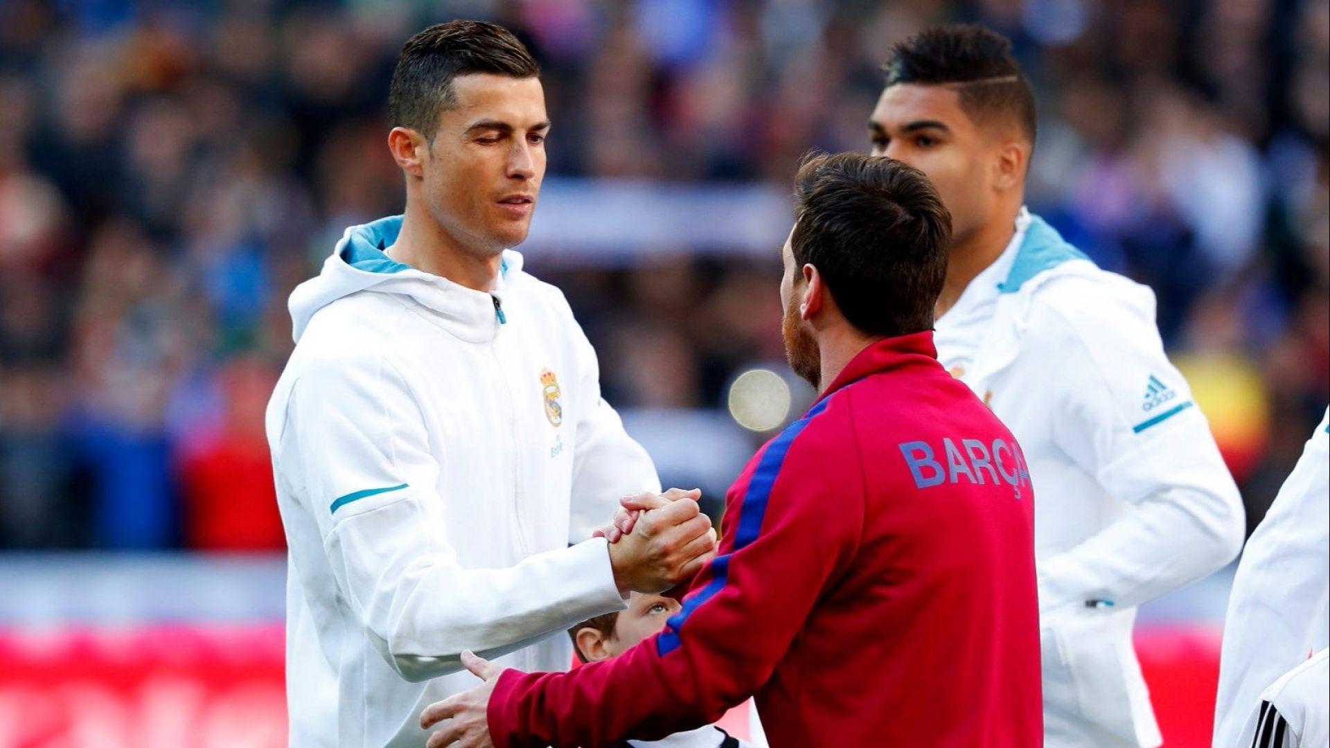 Един по-различен 8 декември: Роналдо срещу Меси в менюто за купона (Програма в ШЛ)