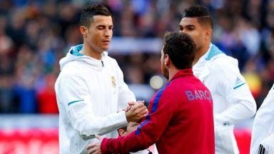 Меси смаза Роналдо по приходи - 126 милиона евро годишно!